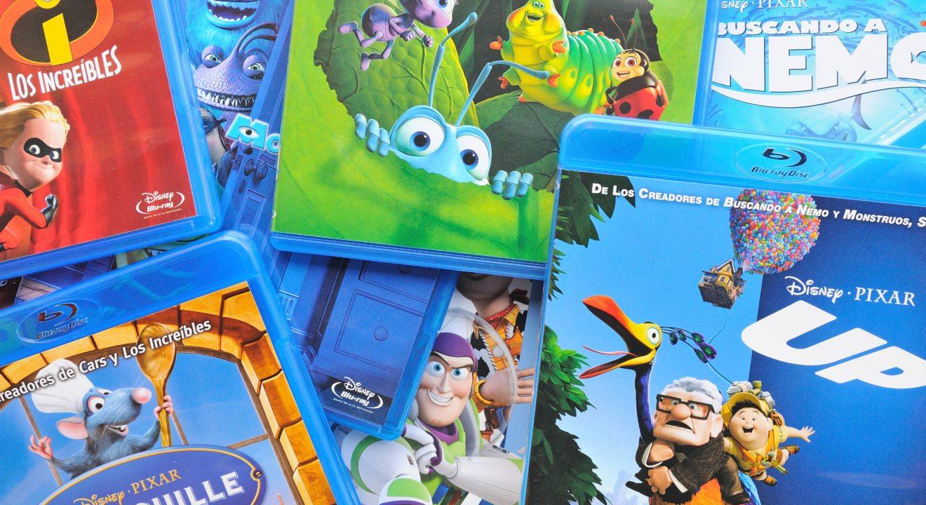 Girl Power in Pixar Films! Entertainment - ENTITY
