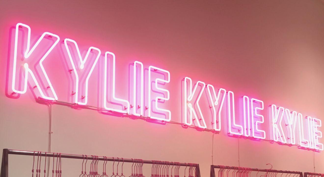 One Entity writer explores the Kylie Jennfer pop up shop.