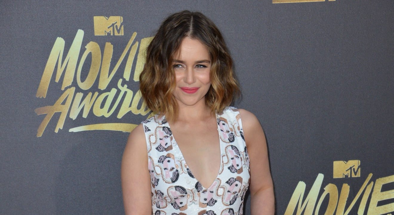 Entity reports on the women of Game of Thrones - Emilia Clark.