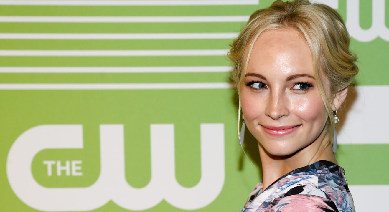 The Vampire Diaries Candice King as Caroline Forbes