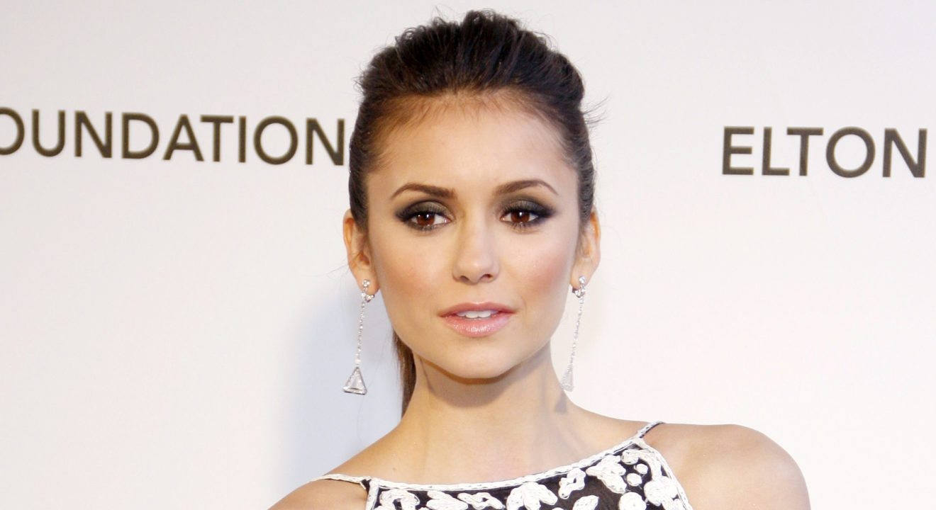 The Vampire Diaries Nina Dobrev as Elena Gilbert