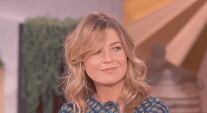 "Entity analyzes Ellen Pompeo's character, Meredith Grey, on ""Grey's Anatomy."""
