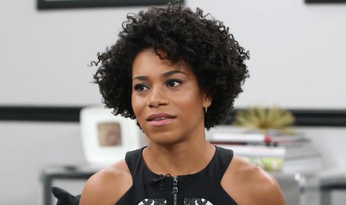"Entity analyzes Kelly McCreary's character as Maggie Pierce on ""Grey's Anatomy."""