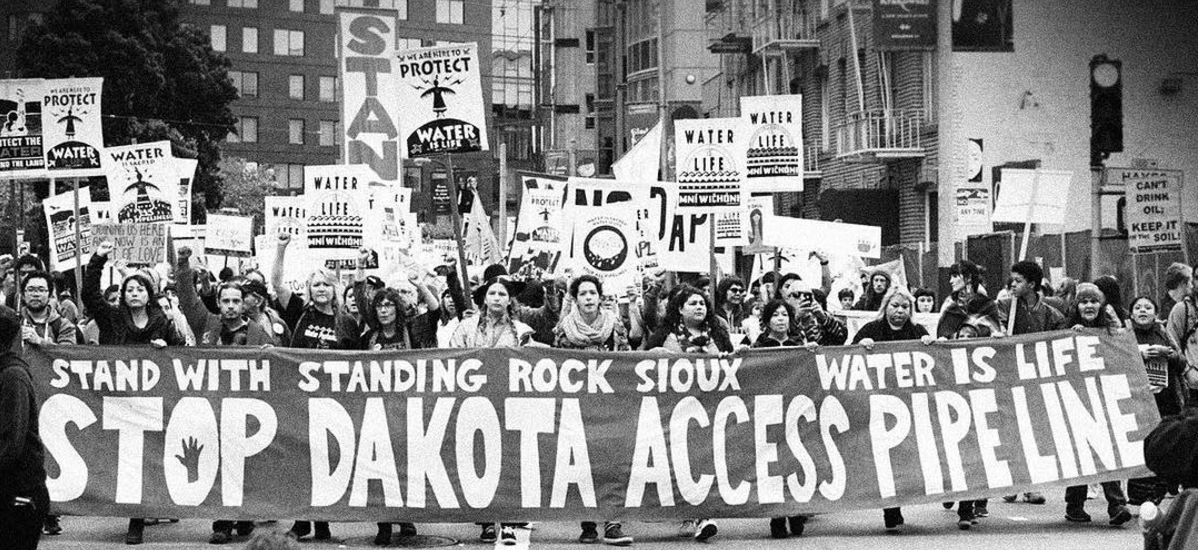 Entity reports on the Army approving the Dakota Access Pipeline.