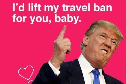These Donald Trump Valentine S Day Cards Should Never Be Used