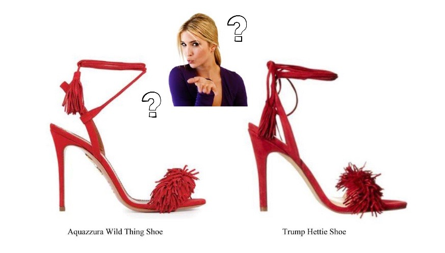 Ivanka Trump is being sued by an Italian show designer for allegedly copying his designs.