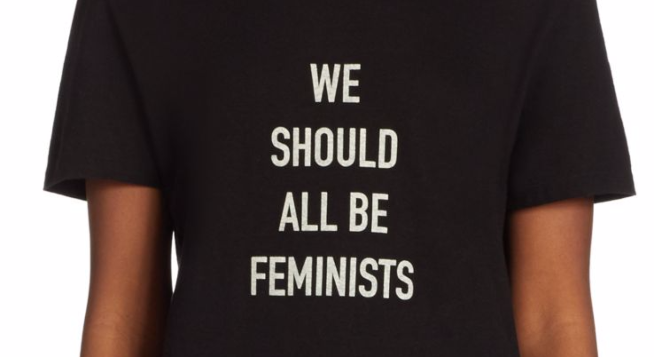 2ded3d507 Dior Is Selling This 'Feminist' T-Shirt for $710, Because It Hates ...
