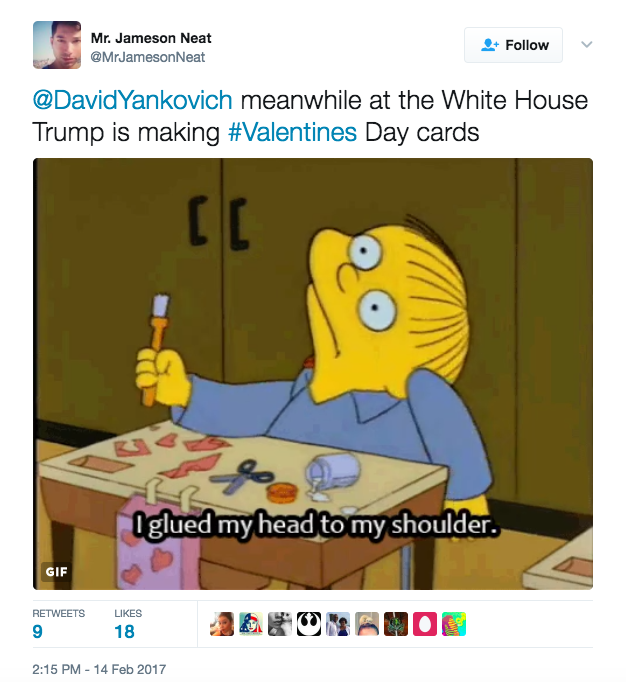Funny Trump Moments 9 Reasons The Donald Trump Valentine S Day