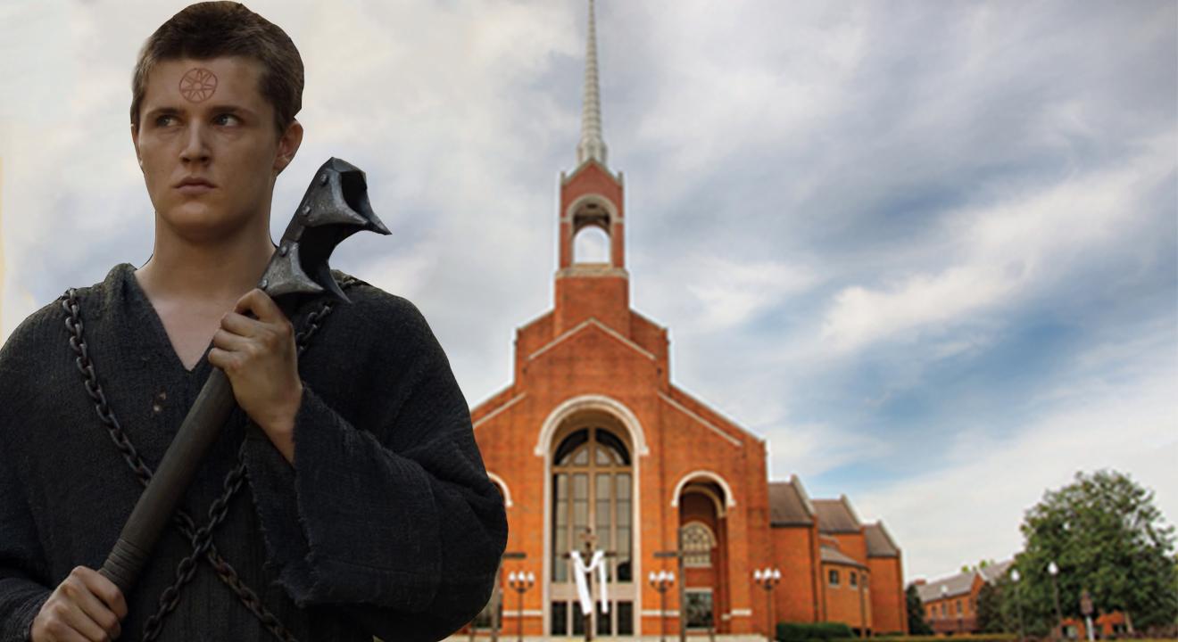Alabama's Briarwood Presbyterian Church wants a church police force.