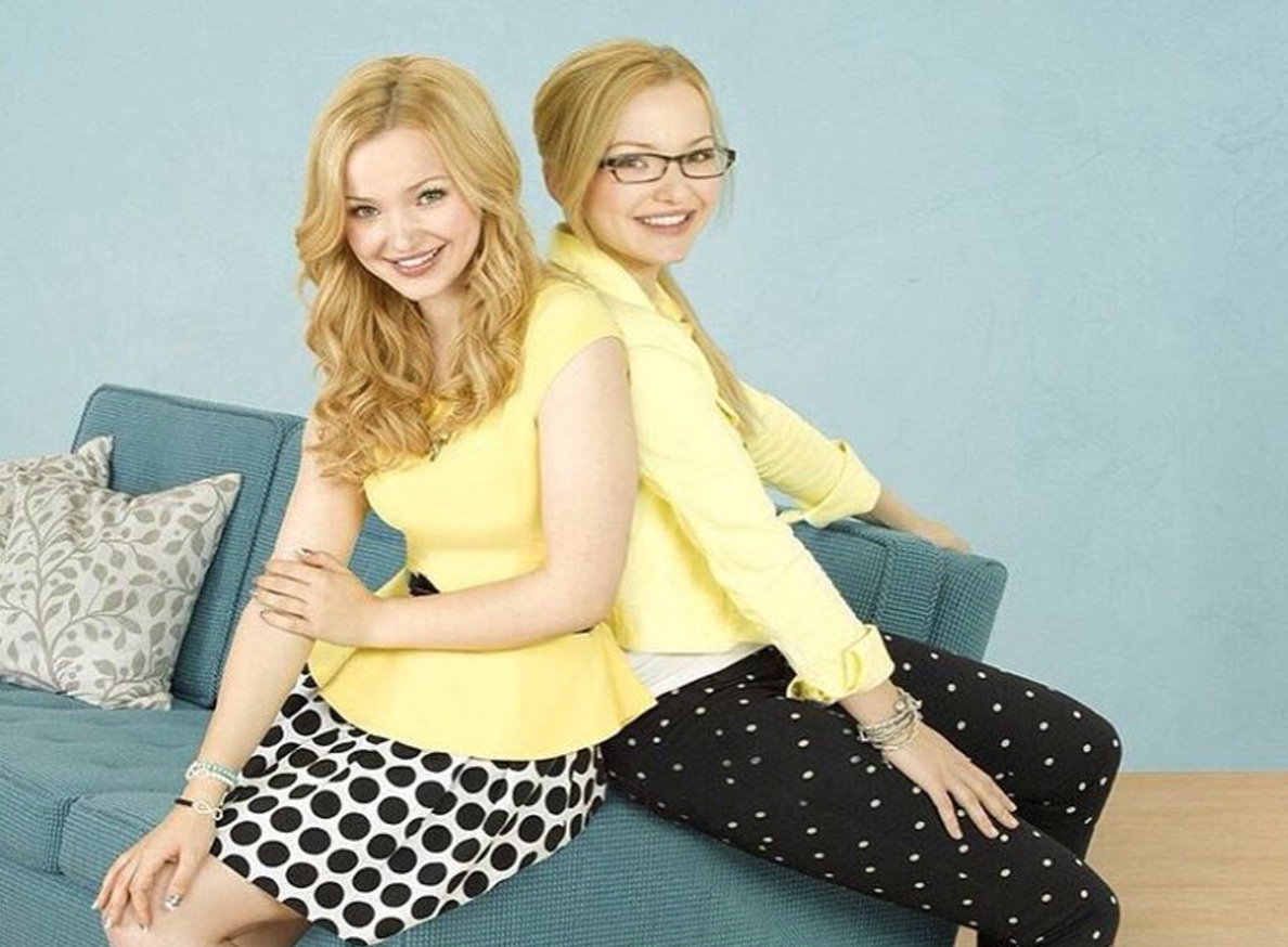 """Who is Dove Cameron? ENTITY discusses her roles in Disney Channel's """"Liv and Maddie."""""""
