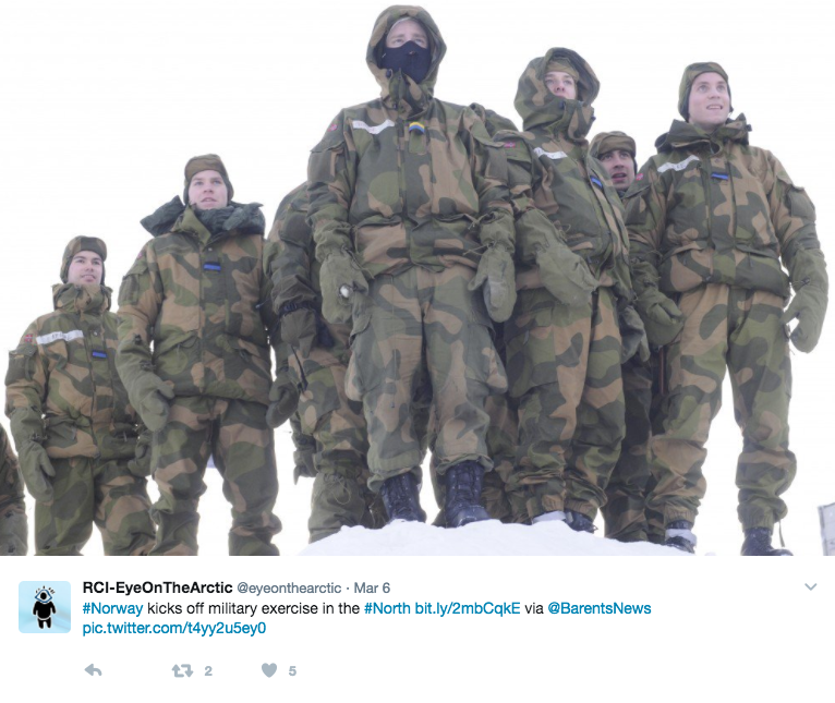 Does Norway Have Mandatory Military Service for Men and Women?
