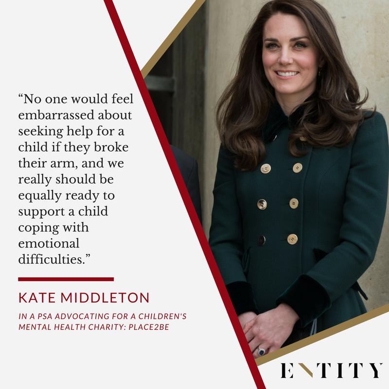 Kate Middleton QT on Entity