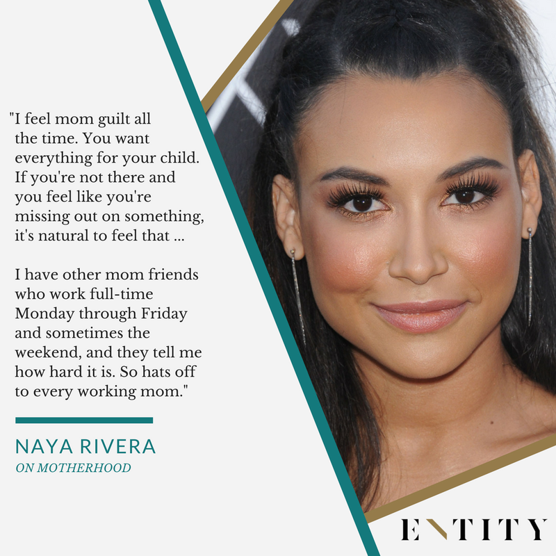 Naya Rivera Opens up About the Struggles of Being a First ...