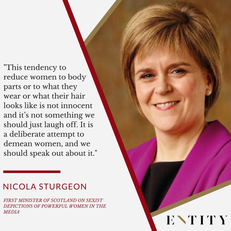 Nicola Sturgeon QT on Entity