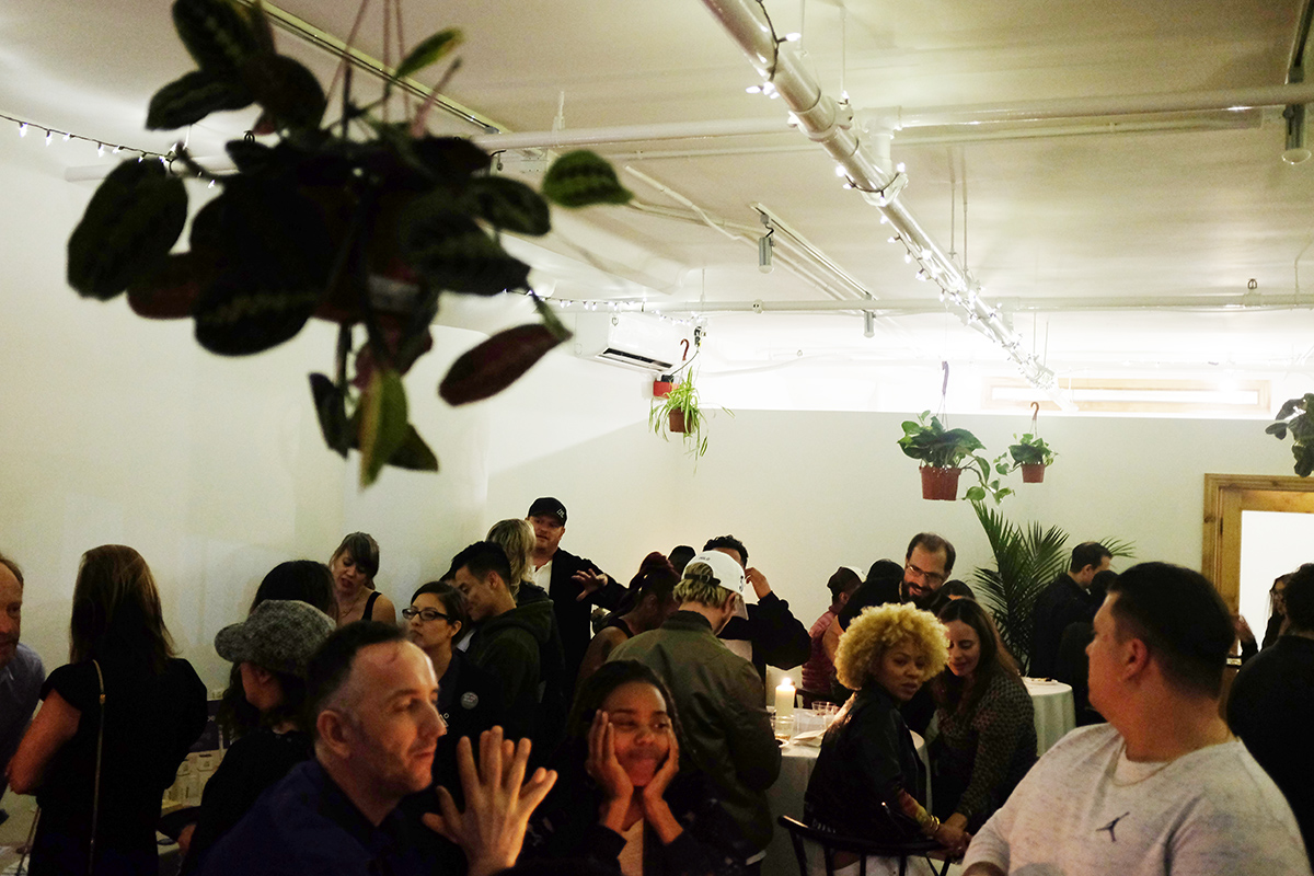 One of ENTITY's writers share what it's like to be at a cannabis dinner party.