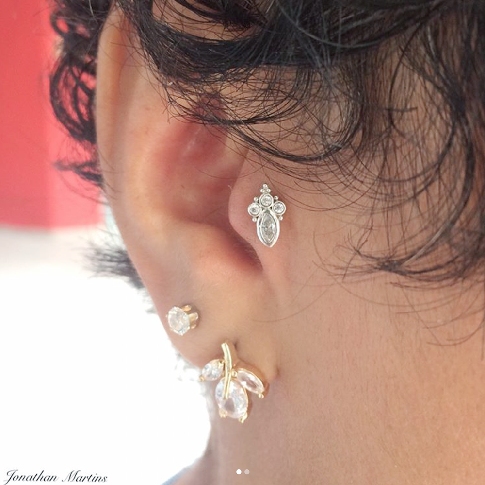 Want A Tragus Piercing Here S Everything You Need To Know About It