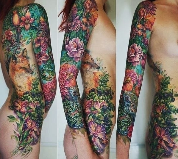 One Look At These Amazing Tattoo Sleeve Ideas And Youre Going To