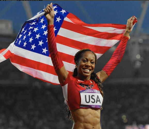 Sanya Richards-Ross | best workout songs to do sports in 2019