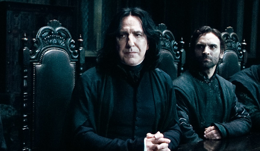 Here Are 10 Of The Best Severus Snape Quotes From Harry Potter