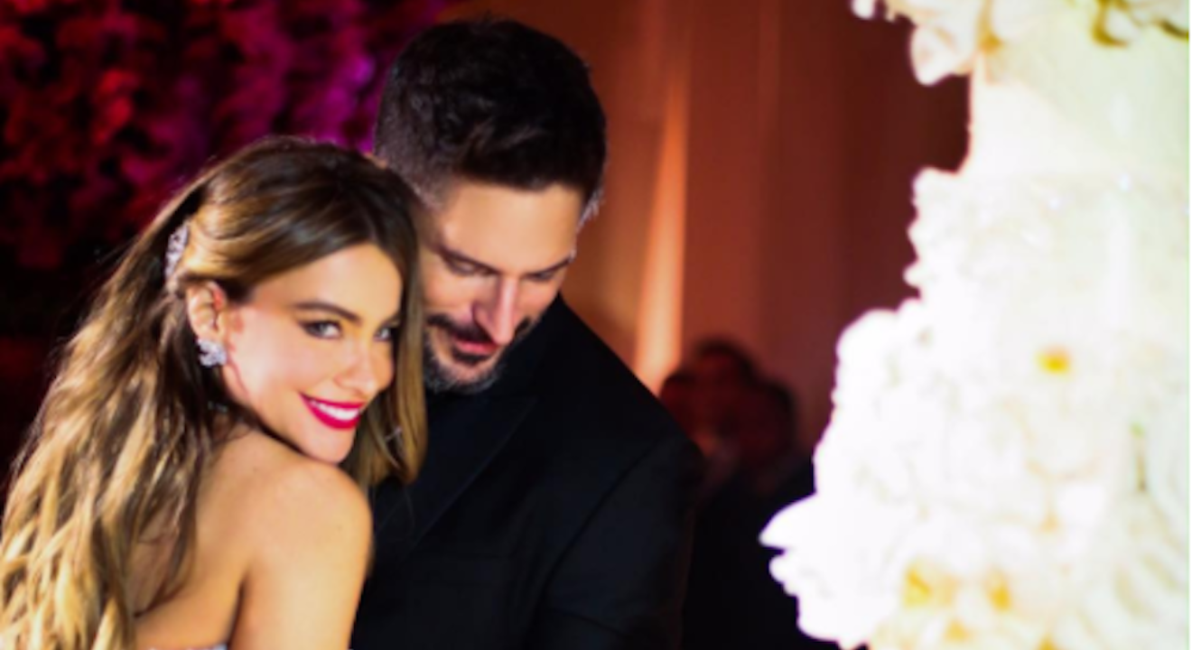 Sofia Vergara Wedding.Why The Joe Manganiell Sofia Vergara Wedding Was Total Goals