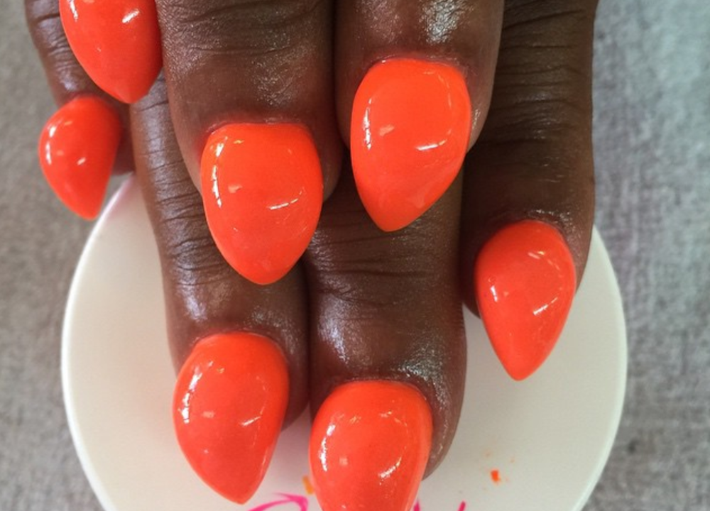 Eny Shares Ideas For Bubble Nails