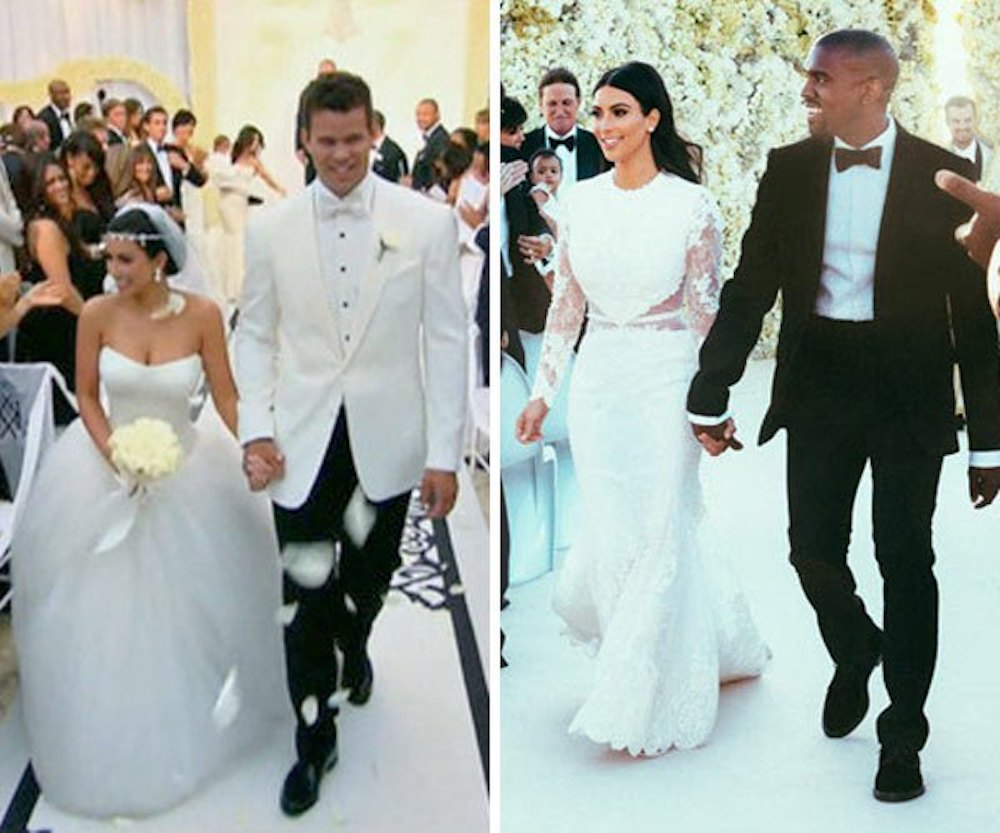 The Kim Kardashian Wedding Moments We Just Can\'t Forget