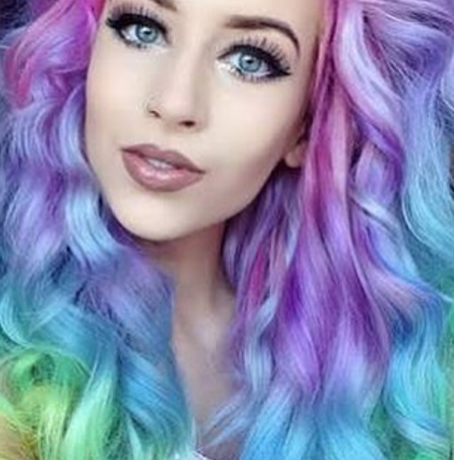Pastel Hair The Hot New Trend Of Embracing Your Inner Mermaid