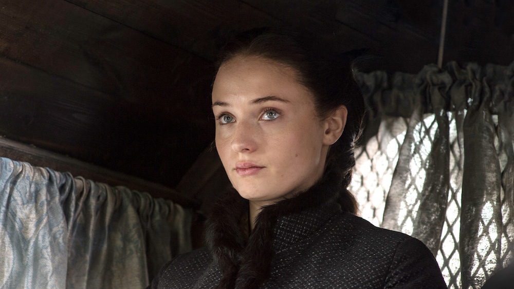 Entity magazines discusses some predictions for Sansa Stark's character for Season 7 of HBO's Game of Thrones.