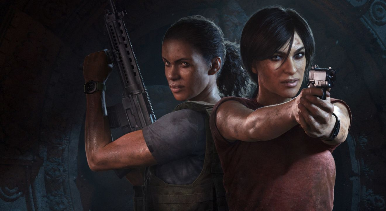 Upcoming video games with female protagonists Uncharted Lost Legacy