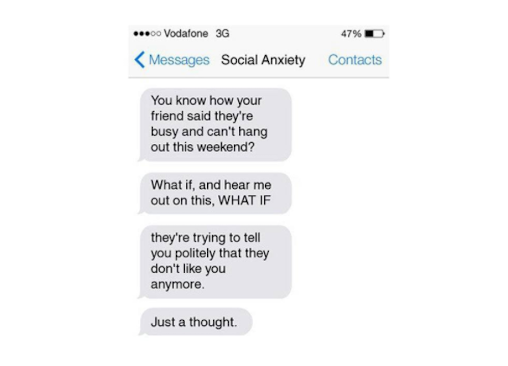 7 Instagram Accounts that Perfectly Illustrate Anxiety