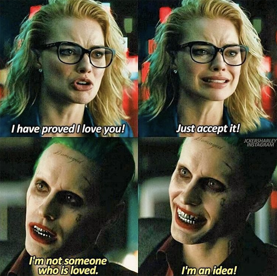 7 Harley Quinn Quotes That Explain Her Mad Love For The Joker