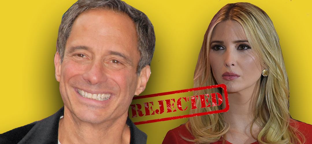 Ivanka Trump rejected from Objectified