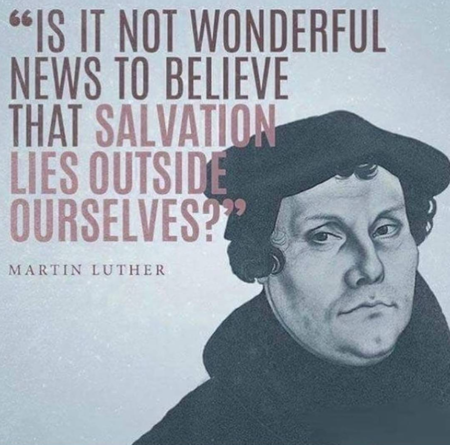 luthers 95 theses effects Luther didn't actually nail up his 95 theses, and other curious reformation day facts the effects surprised him as much as it does any author today whose work.