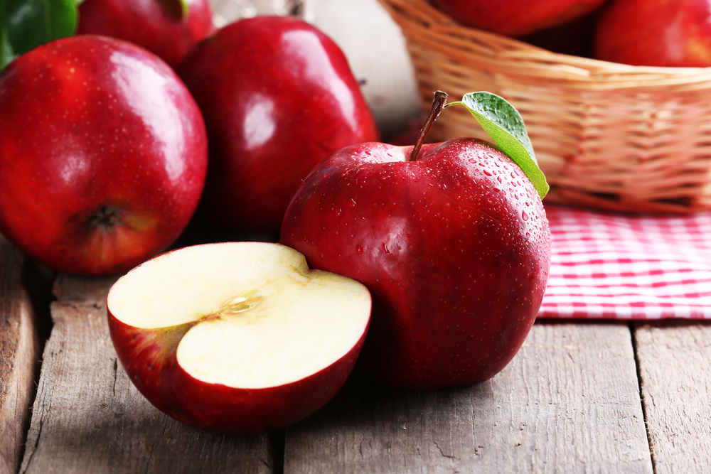 Celebrate Eat A Red Apple Day With Health Facts And Positive Advice
