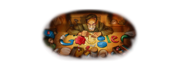 ENTITY reports on christmas doodle google
