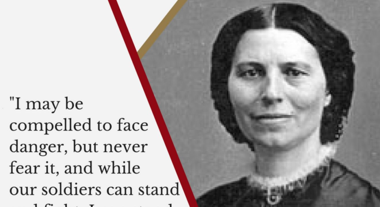 7 intense clara barton quotes that prove the power of charity