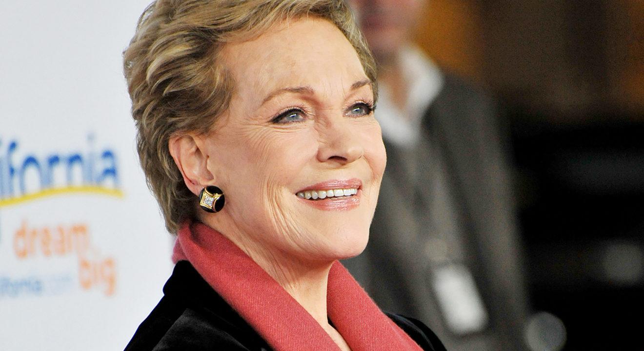 Julie Andrews emily blunt