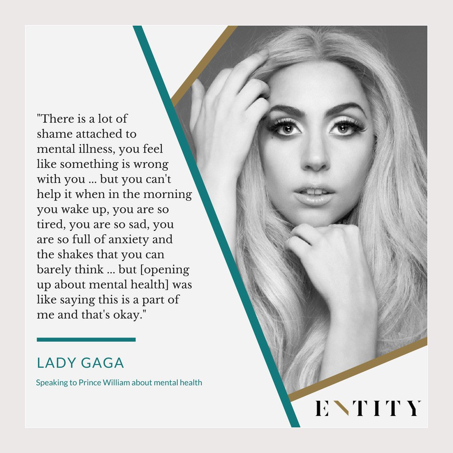 This Lady Gaga Quote Exposes the Truth About Mental Illnesses