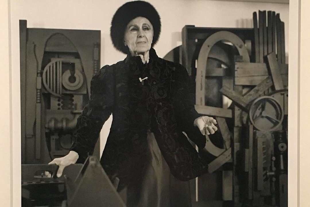 ENTITY reports on louise nevelson and her role in the feminist art movement