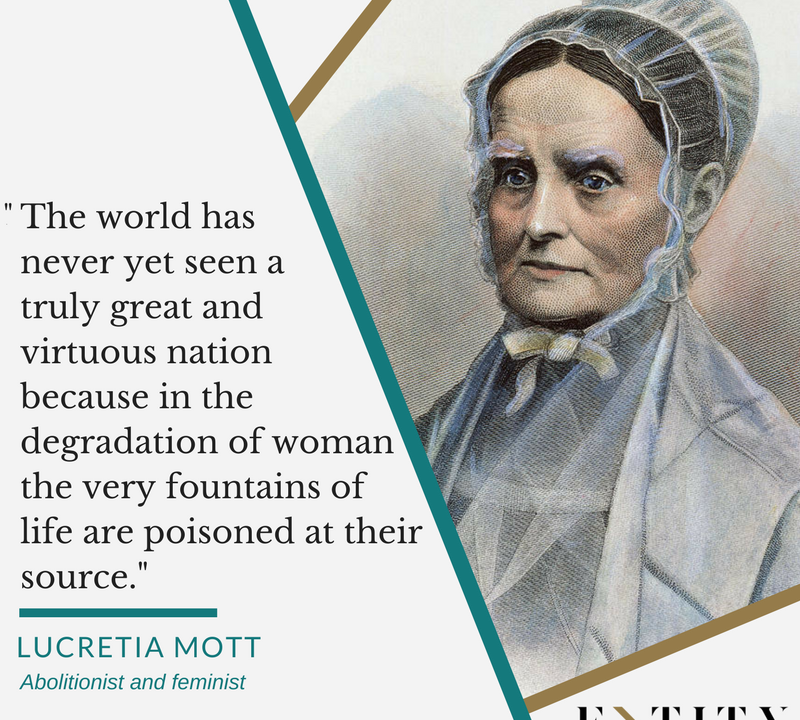 Lucretia Mott's Quotes Remind Us To Keep Fighting For Our Rights Enchanting Women's Rights Quotes