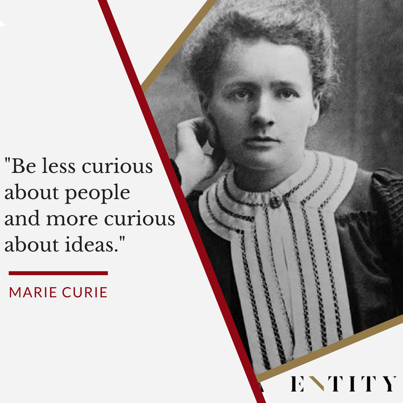 Stem Education Quotes: 11 Marie Curie Quotes That Prove Women Belong In STEM Fields