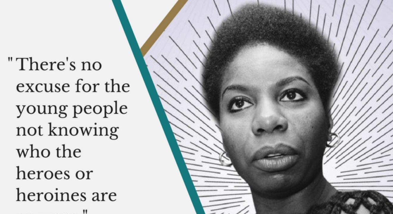Nina Simone Quotes 13 Nina Simone Quotes to Empower Every Woman and Person of Color Nina Simone Quotes