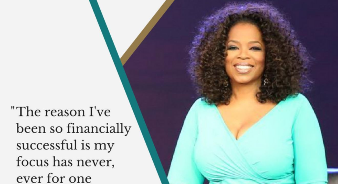 Oprah Winfrey Quotes | 26 Oprah Winfrey Quotes To Inspire Your Drive And Passion
