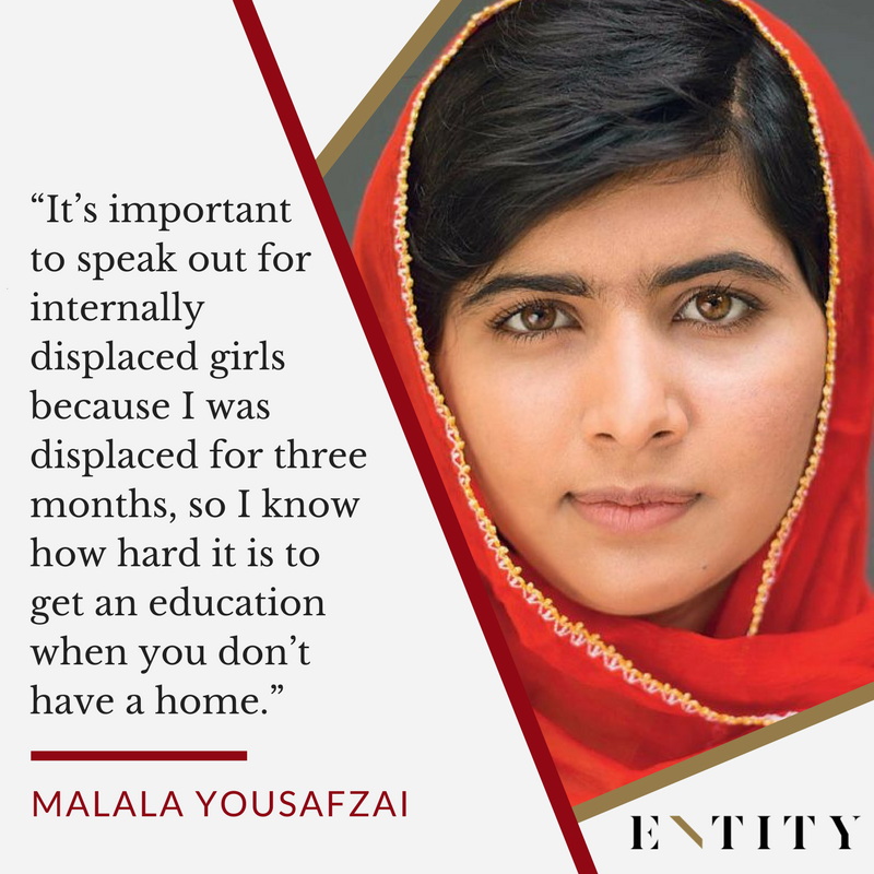 Malala Yousafzai Quotes | 13 Famous Malala Yousafzai Quotes To Empower The Badass In You