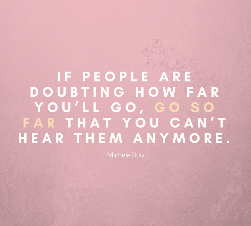 This Fearless Woman Quote Will Help You Get Through Anything