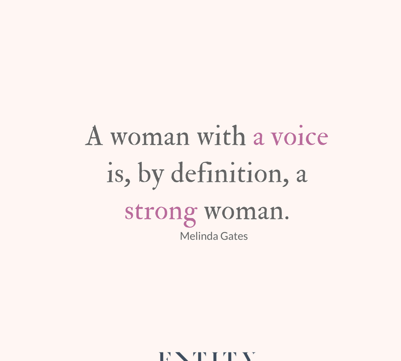 Quotes About Being A Real Woman: This Fearless Woman Quote Will Help You Get Through Anything