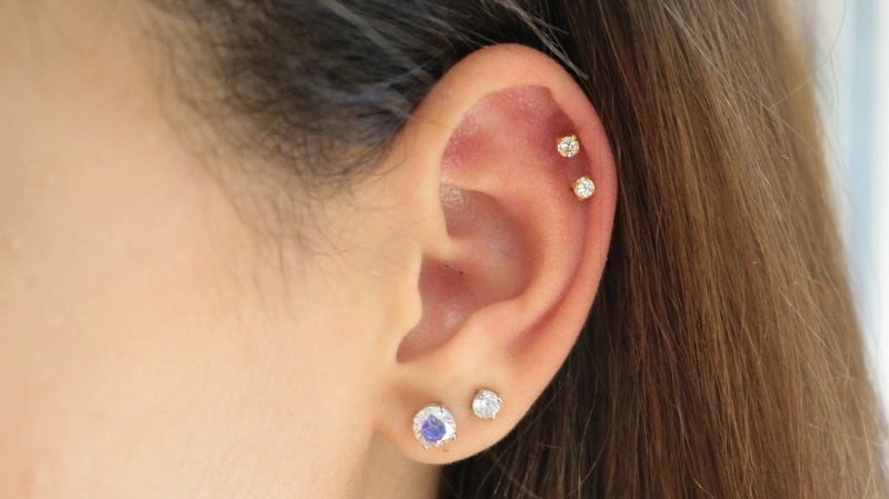 What Is A Helix Piercing Examples That Will Make You Want One Too