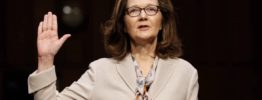 Gina Haspel Makes CIA History