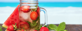 The Best Healthy Drinks for When You're Bored of Water