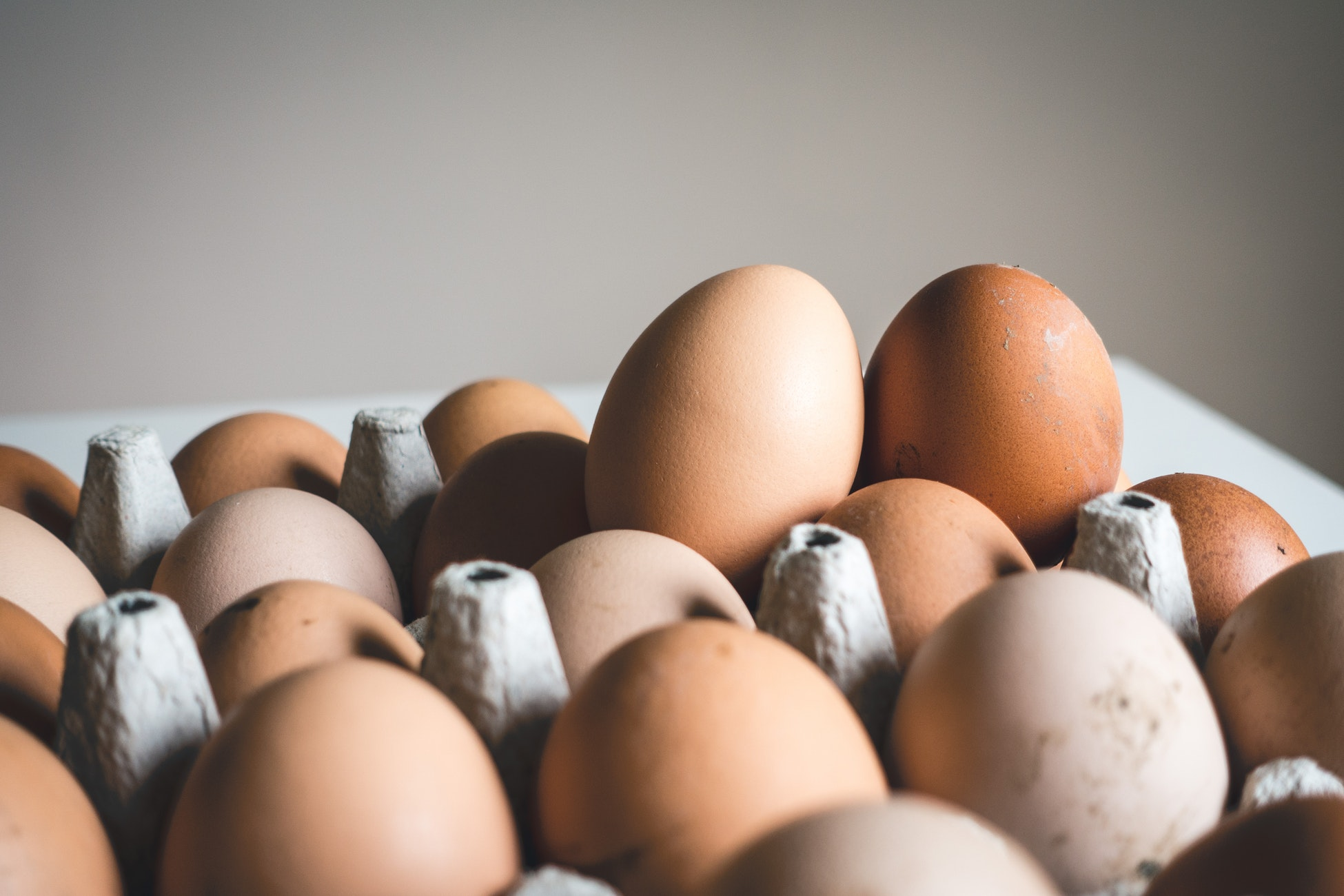 ENTITY shares 7 DIY masks and includes dermatologist commentary on ingredients such as egg whites. PHOTO OF EGGS VIA UNSPLASH/@FOODIESFEED